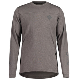 Maloja SchlehdornM. Long Sleeve Freeride Jersey Men, stone